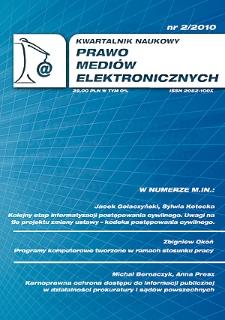 Konferencja: Kierunki rozwoju europejskiego prawa prywatnego : wpływ europejskiego prawa konsumenckiego na prawo krajowe, Katowice, 23-24 września 2010 r.