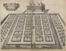 Wahre eigentliche Abbildung des [...] Hauses Sibÿllen-Orth