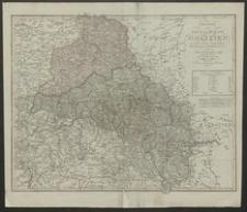 Charte von Ost und West Galizien nach den neuesten astronomischen Ortsbestimmungen entworfen und revidirt auf der Sternwarte Seeberg bey Gotha, gezeichnet von G.R. v. Schmidburg