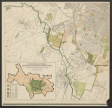 [Plan der Hauptstadt Breslau : mit einem Sonderplane der Innenstadt 1:5 000 und einem Plane der Entwicklung von Breslau 1:70 000]