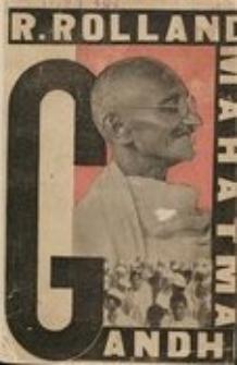 Mahatma Gandhi : powieść o proroku Indji