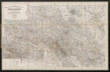 General-Karte von der Königlich Preussischen Provinz Schlesien u. den angrenzenden Ländertheilen nebst Special Karte vom Riesen-Gebirge und vom Oberschlesischen Bergwerks-und Hütten-Revier
