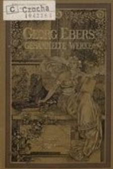 Gesammelte Werke. B. 1, Eine ägyptische Königstochter. 1. Band