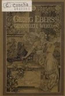 Gesammelte Werke. B. 27, Kleopatra : historischer Roman. 2. Band
