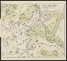 Wegekarte von Landeck und Umgegend
