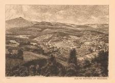 Blick auf Krummhübel und Brückenberg