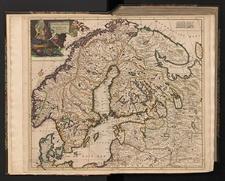 Accuratissima Regnorum Sueciae, Daniae et Norvegiae Tabula