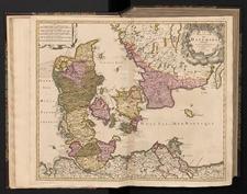 Le Royaume de Danemark Subdivisé en ses Principales Provinces