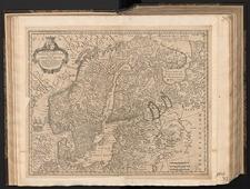 Tabula exactissima Regnorum Sueciae et Norvegiae nec non Maris Universi Orientalis Terrarumq adjacentium [...]