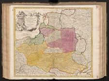Regni Poloniae Magnique Ducat, Lithuaniae Nova et exacta Tabula ad mentem Starovolcii descripta a Iohanne Bapt. Homanno.