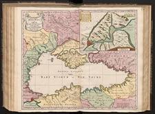 Nova Mappa Maris Nigri et Freti Constantinopolitani quam exactissime consignata, et in lucem edita per Matth. Seutter.