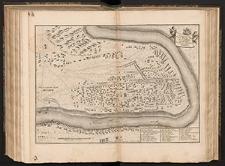 Campement Seiner Königl. May. zu Schweden bey Bender, wie Solches sich A. 1711 befunden.