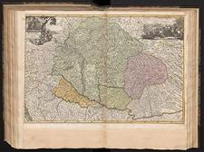 Hungaria cum adiacentibus Provinciis nova et accuratiori forma exhibetur a Christoph. Weigelio.