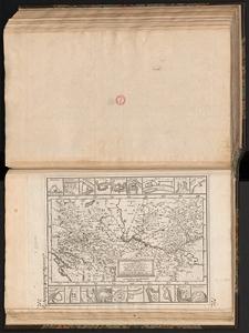 Mappa der zu Carlowitz geschlossenen und hernach durch zwey gevollmaehtigte Commissarios vollzogenen Kaiferlich-Türkichen Gräntz-Scheidung [...]