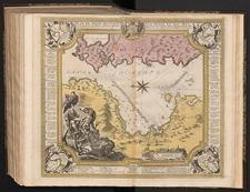 Plan du siege de Corfu par terre et par Mer avec la situation de deux flottes Venitienne et Ottomanne depuis le jour de l'entree de celle des Ottomans dans le canal le 5me de Iuillet jusqu'au 26me d'Aout 1716, Iour de sa retraite