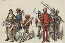 [Ubiory w Polsce 1200-1795. Przez J. Matejkę, 1228-1333, ryc. 9].