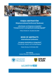 Cognitive-educational Dimension of Cultural Tourism in the Polish-Czech and Polish-German Borderlands