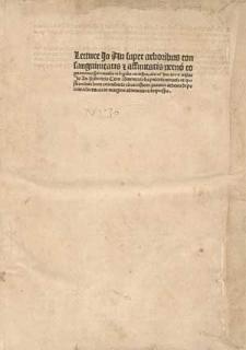 Super arboribus consanguinitatis, affinitatis, et cognationis spiritualis ac legalis / cum commento Henrici Greve.