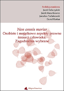 Economic and Moral Rights of the Deceased Designer in the Czech Republic