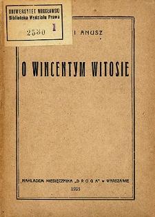 O Wincentym Witosie