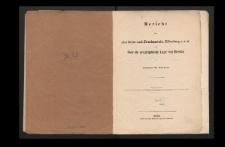 Bericht über eine Reise nach Frankenstein Reise nach Frankenstein u. s. w. und über die geographische Lage von Breslau
