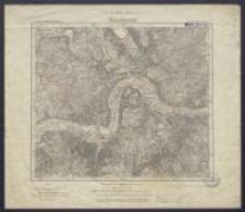 Karte des Deutschen Reiches 1:100 000 - 46. Neustadt a.d. Rheda