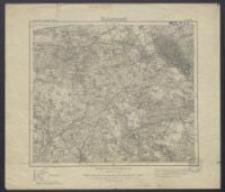 Karte des Deutschen Reiches 1:100 000 - 94. Köslin