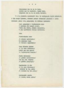 Konkurs folklorystyczny. Opisy zwyczajów i obrzędów (Sieradz)