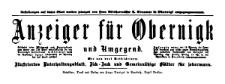 Anzeiger für Obernigk und Umgegend 1905-07-05 Jg. 12 Nr 53